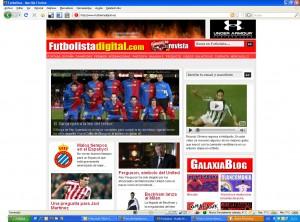 Futbolistadigital.com, la mejor web con todo el fútbol mundial