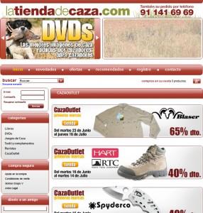 la tienda de caza - caza outlet primeras marcas