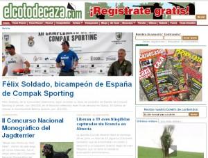 elcotodecaza - la comunidad web de caza