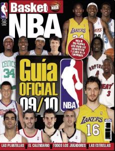 Grupo V es el editor de la guía oficial NBA este año