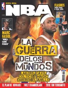 Revista oficial de la NBA