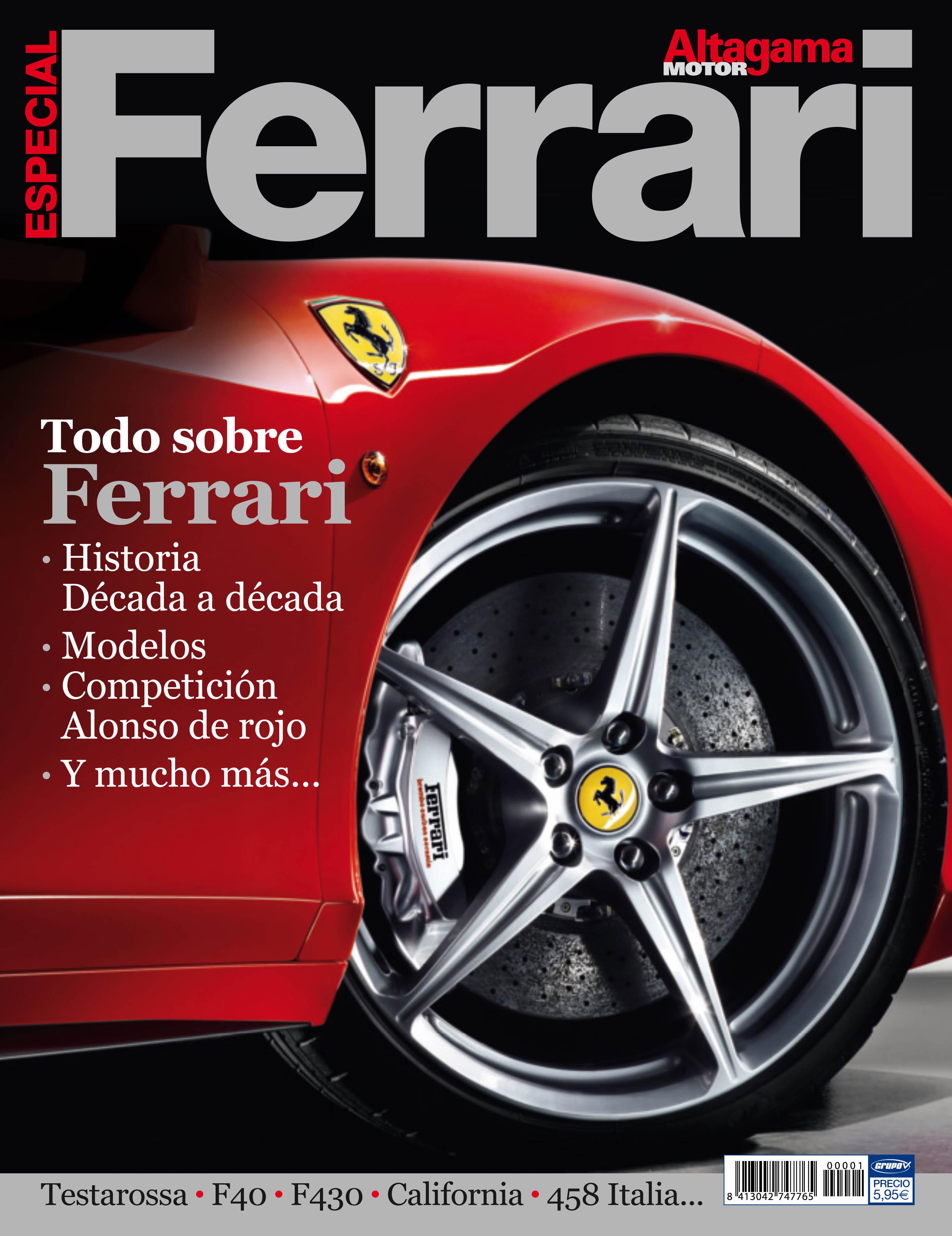Grupo V MediaEnzo Ferrari Archives - Grupo V Media