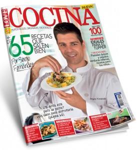 La revista de cocina de LOVE y Sergio Fernández