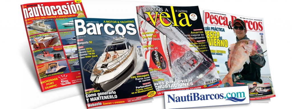 Revistas de barcos