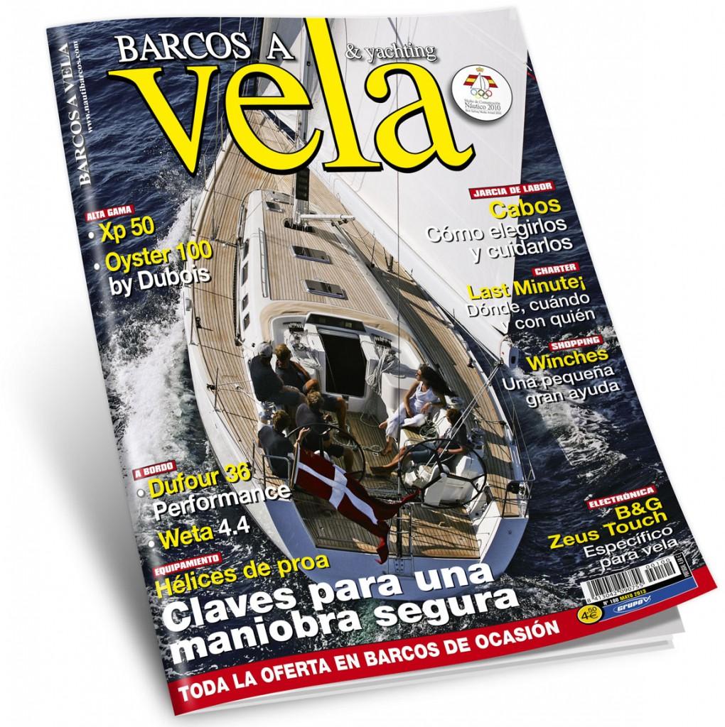 Revista barcos a vela