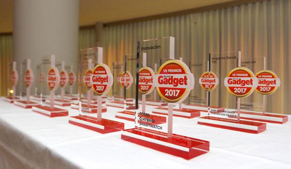 Premios Gadget 2017