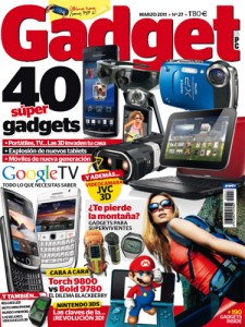 revista Gadget